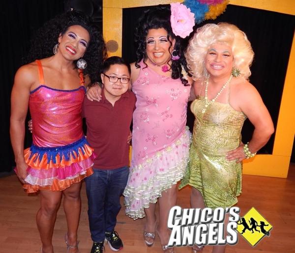 Chita Parol, Matthew Moy, Kay Sedia, & Frieda Laye Photo