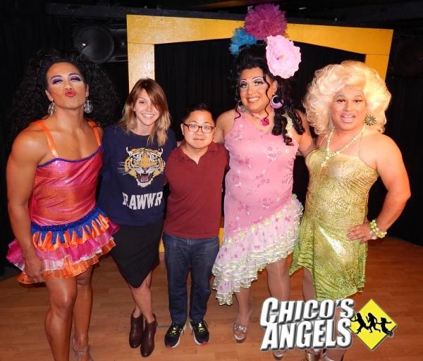 Chita Parol, Matthew Moy, Aimee Teegarden, Kay Sedia, & Frieda Laye Photo