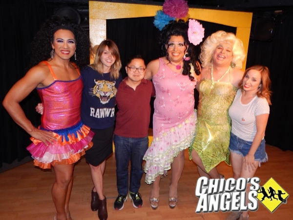 Chita Parol, Matthew Moy, Aimee Teegarden, Kay Sedia, Frieda Laye, Natalie Lander Photo