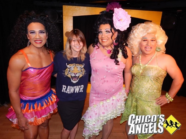 Chita Parol, Aimee Teegarden, Kay Sedia, & Frieda Laye