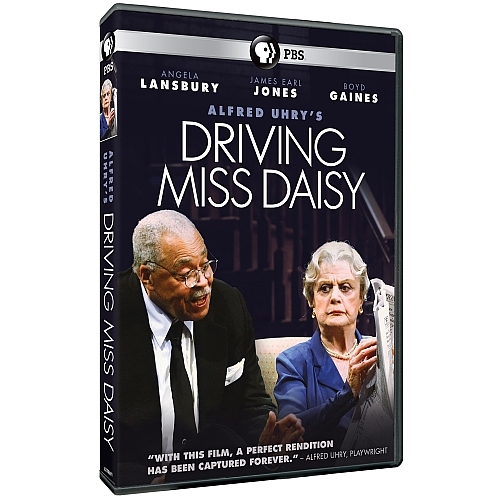 DRIVING MISS DAISY, Starring Angela Lansbury & James Earl Jones, Out on DVD Today