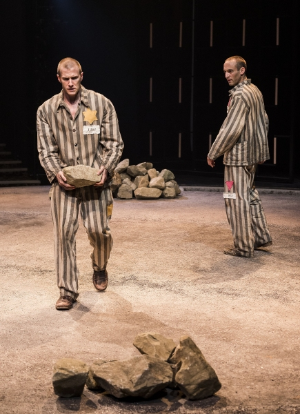 Photo Flash: First Look at Charlie Hofheimer, Patrick Heusinger, Andy Mientus, Jake Shears and More in BENT at the Taper