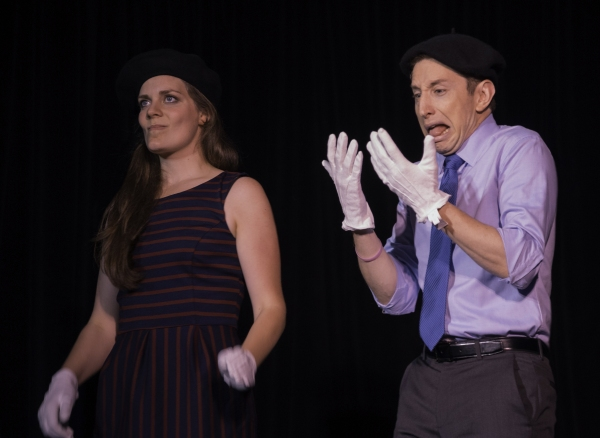BWW Reviews: DATING: ADULTS EMBRACING FAILURE Proves Even Heartbreak Can Be Hilarious!