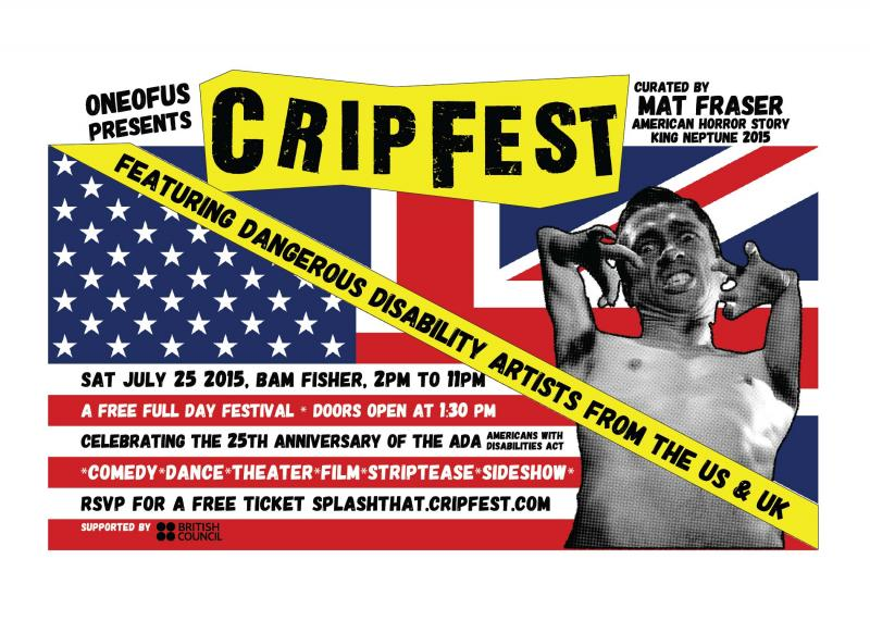 BWW EXCLUSIVE: Mat Fraser Talks CRIPFEST, AMERICAN HORROR STORY: FREAK SHOW & More