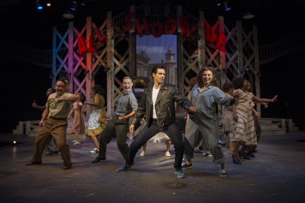 Photo Flash: First Look at ALL SHOOK UP at Theatre at the Center