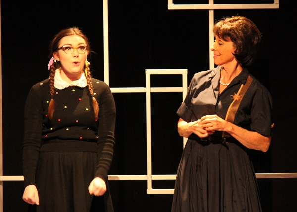 Photo Flash: First Look- HAIRSPRAY at Chance Theater