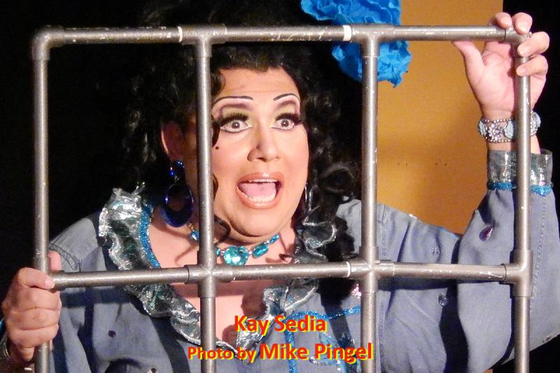 BWW Reviews: CHICO'S ANGELS 3: CHICAS IN CHAINS Hold Ju Captive for Two-Hours of Side-Splitting Hilarity