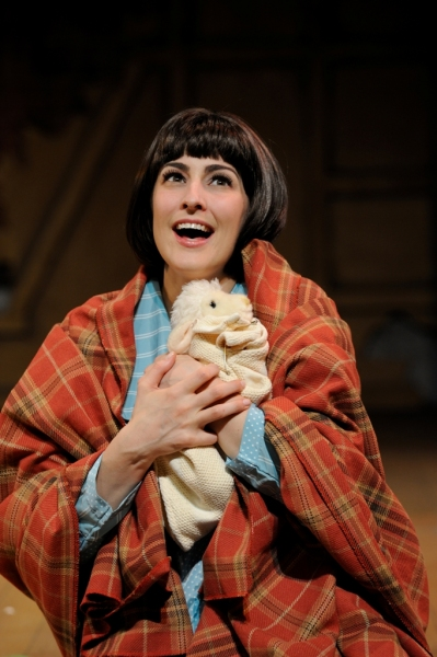 Photo Flash: First Look- Ocean State Theatre's GYPSY