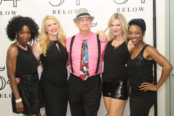 Carla Hargrove, Jessica Waxman, Barry Keating, Jessica Hendy and Melissa VanPelt