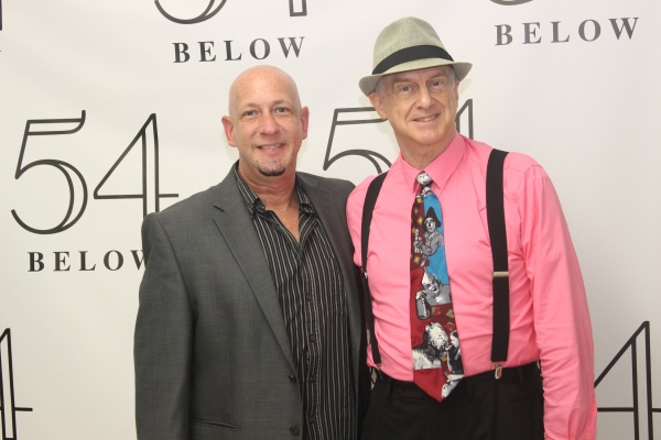 Jeremy Quinn and Barry Keating