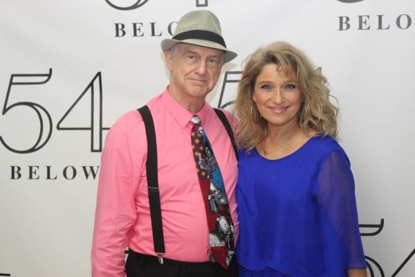 Barry Keating and Liz Larsen