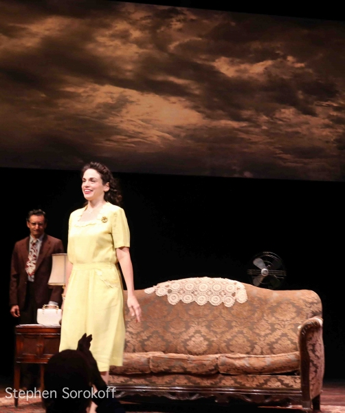 Photo Coverage: Inside Opening Night of LOST IN YONKERS at Barrington Stage Company