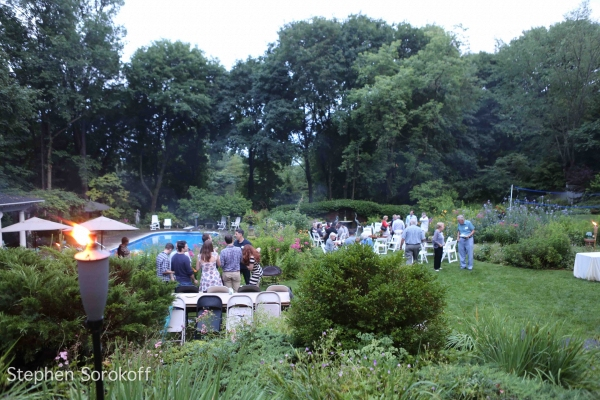 Photo Coverage: Inside Opening Night of LOST IN YONKERS at ...