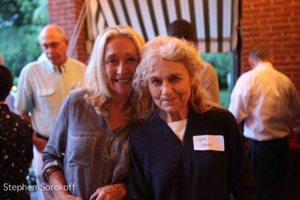 EDa Sorokoff & Lynn Cohen