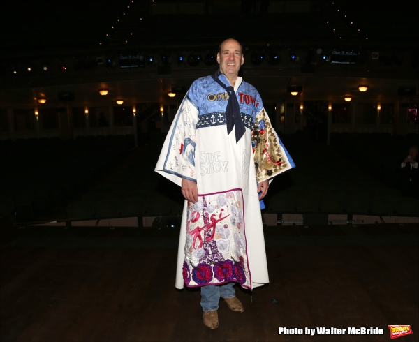 Exclusive Photo Coverage: Inside the AMAZING GRACE Gypsy Robe Ceremony!
