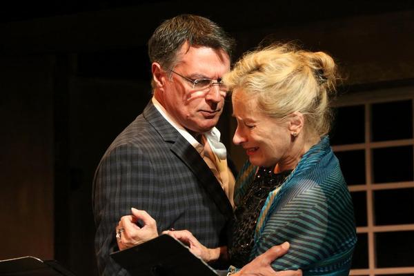 Robert Cuccioli & Laila Robins