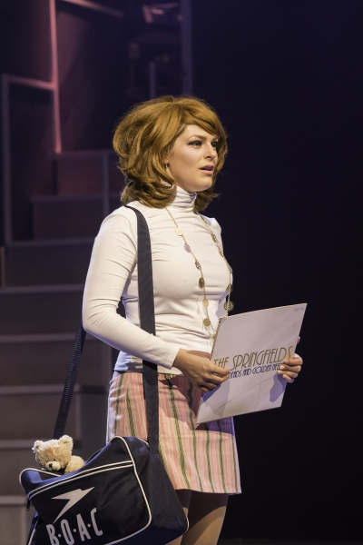 Photo Flash: First Look at Ellie Ann Lowe & More in UK's DUSTY
