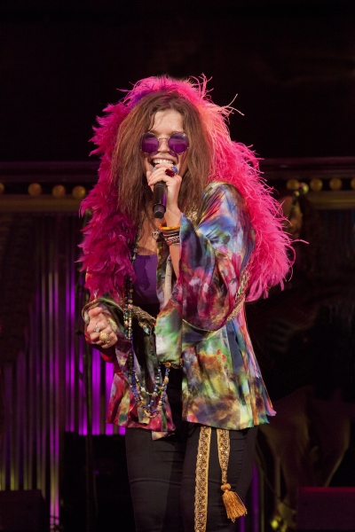 Photo Flash: First Look at Mary Bridget Davies and More in A NIGHT WITH JANIS JOPLIN at Pasadena Playhouse