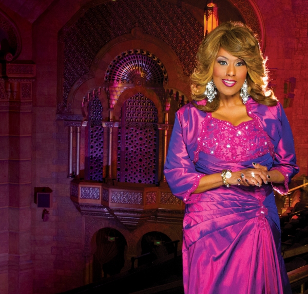 Photo Flash: Promo Pics of Jennifer Holliday in Zach Theatre's SOPHISTICATED LADIES