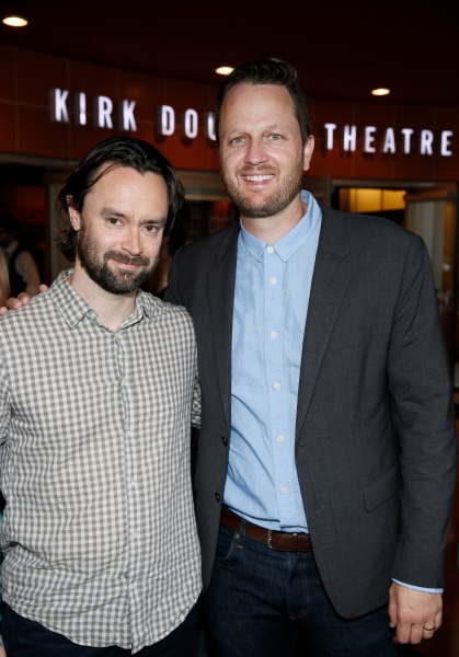 Nick Jones and Todd Almond