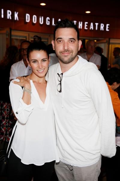 Lauren Weisman and Matt Sax
