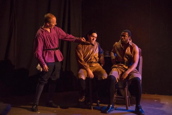 Photo Flash: New Shots from Commedia Beauregard's BARD FICTION