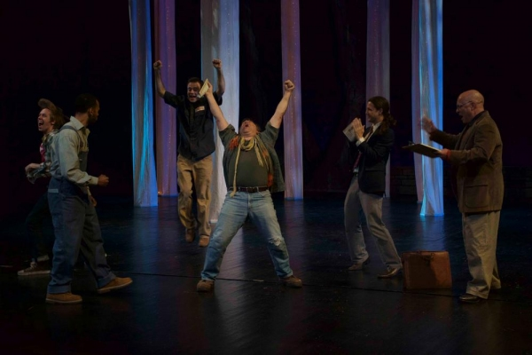 Photo Flash: First Look at Michigan Shakespeare Festival's A MIDSUMMER NIGHT'S DREAM