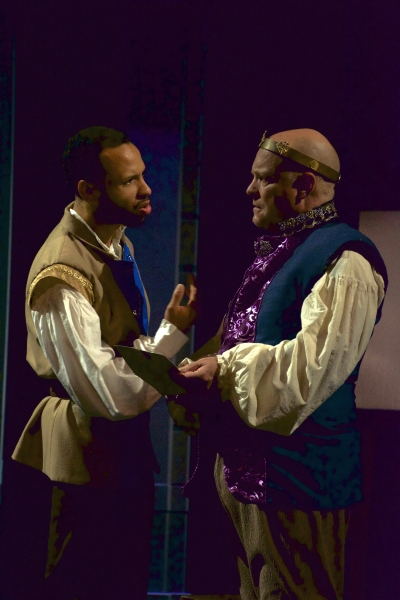 Photo Flash: First Look at Michigan Shakespeare Festival's HENRY IV