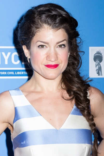 Photo Coverage: On the Red Carpet for BROADWAY STANDS UP FOR FREEDOM!