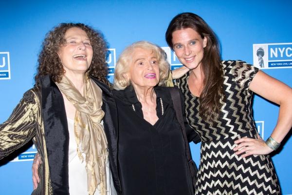 Donna Lieberman, Edie Windsor, Liana Stampur