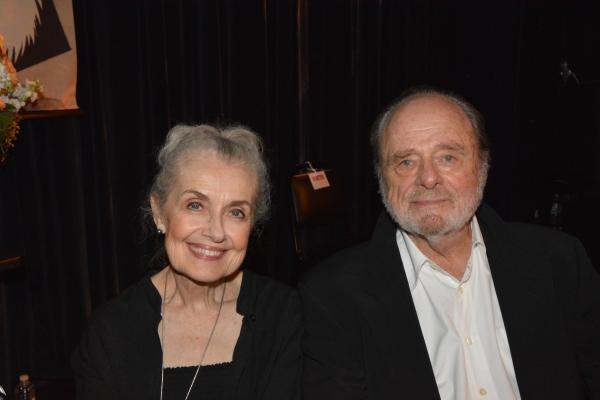 Mary Beth Peil and Harris Yulin