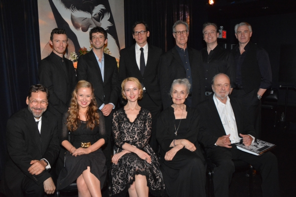 David Staller, Hunter Canning, Michael Urie, Stephen Kunken, Jack Gilpin, Mark Shanahan, Douglas Sills, Molly Ranson, Victoria Mack, Mary Beth Peil and Harris Yulin