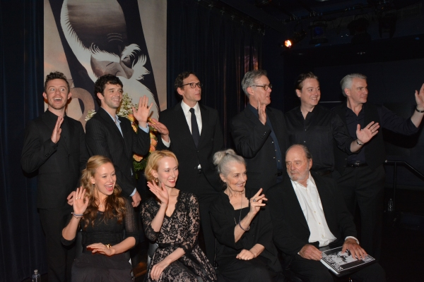 Hunter Canning, Michael Urie, Stephen Kunken, Jack Gilpin, Mark Shanahan, Douglas Sills, Molly Ranson, Victoria Mack, Mary Beth Peil and Harris Yulin