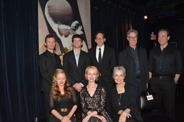 Hunter Canning, Michael urie, Stephen Kunken, Jack Gilpin, Mark Shanahan, Molly Ranson, Victoria Mach and  Mary Beth Peil