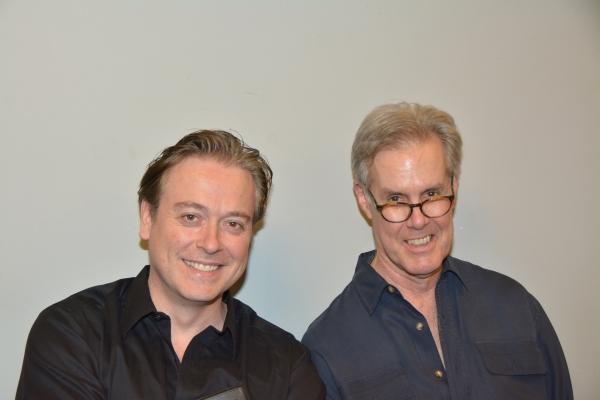 Mark Shanahan and Jack Gilpin