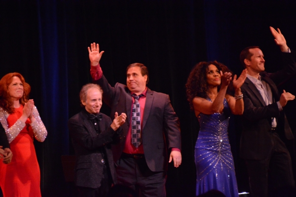 Carolee Carmello, Scott Siegel, Bill Daugherty, Cheryl Freeman and Jeffry Denman Photo