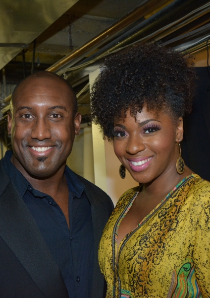 Quentin Earl Darrington and Crystal Joy