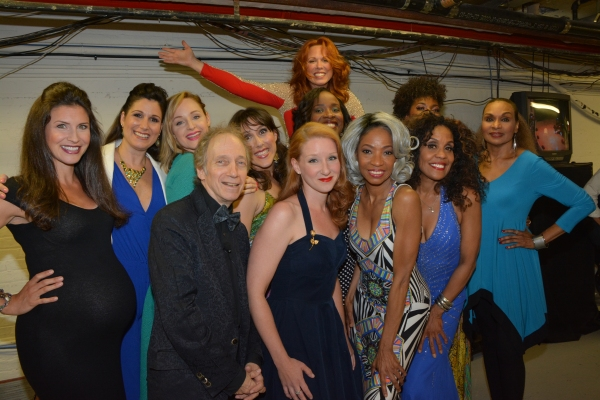 Scott Siegel (Creator, Writer, Host and Director) joins the ladies of the cast-Jenny Powers, Stephanie J. Block, Erin Davie, Molly Pope, Carolee Carmello, Adriane Lenox, Crystal Joy, Cheryl Freeman and Vivian Reed