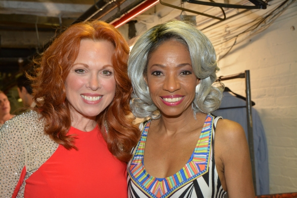 Carolee Carmello and Adriane Lenox