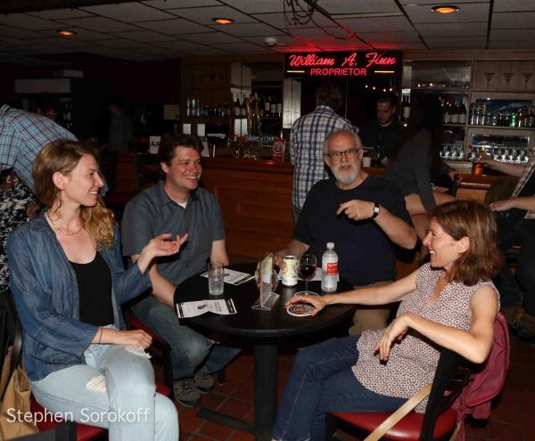 Lucy Teitler, John Blaylock, William Finn, Rachel Sheinkin