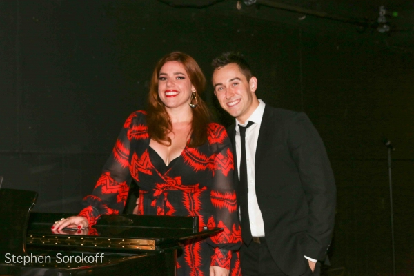 Alysha Umphress & Cody Williams
