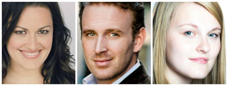 Ashley Brown, Ben Davis & Newcomer Kerstin Anderson Will Hit the Road in New National Tour of THE SOUND OF MUSIC
