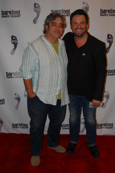 Stephen Adly Guirgis and Daniel Talbott
