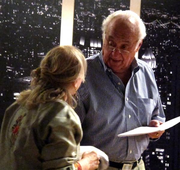 Margaret Ladd & Jerry Adler