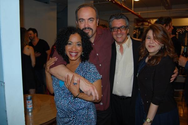 Liza Colan Zayas, David Zayas, Mel Nieves, Shira-Lee Sahlit