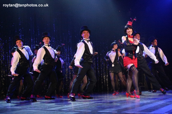 Photo Flash Exclusive: New Look at Michael Ball & Rebecca LaChance in Chichester's MACK & MABEL