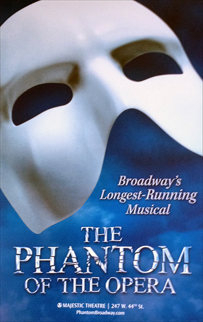 Sing For Me! Incredible Video Of High School Production Of THE PHANTOM OF THE OPERA