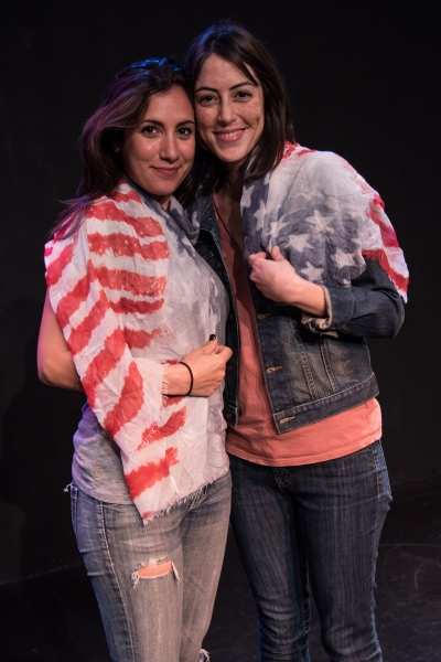Photo Flash: First Look - ALL AMERICAN GIRL Extends at InterACT Theatre