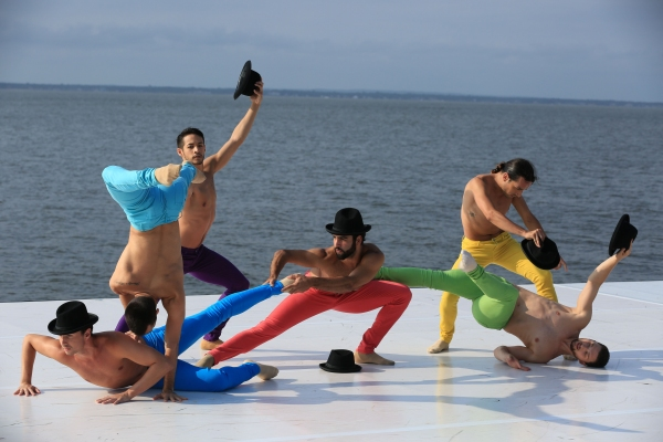 Photo Flash: 2015 Fire Island Dance Festival Breaks Records with Nearly $545K Raised