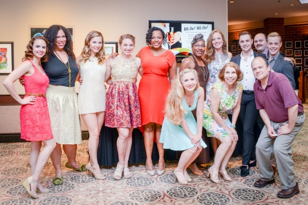 Photo Flash: Inside Opening Night of Theatre at the Center's ALL SHOOK UP